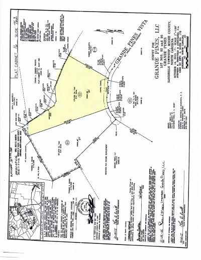 Jackson Springs Residential Lots & Land For Sale: 540 Grande Pines Vista