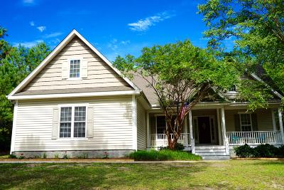Southern Pines Single Family Home For Sale: 435 Midlothian Drive