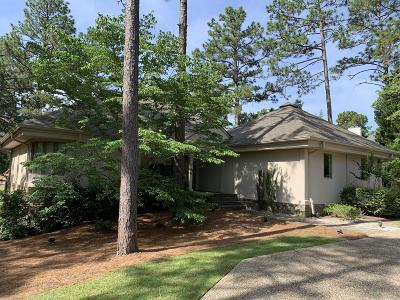 Pinehurst Single Family Home Active/Contingent: 231 National Drive