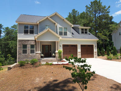 Pinehurst Single Family Home Active/Contingent: 135 Kingswood Circle