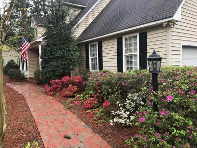 Pinehurst Single Family Home For Sale: 8 Quincy Place