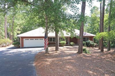 Whispering Pines Single Family Home For Sale: 61 Cardinal Drive