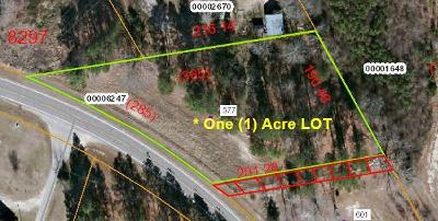 Carthage Residential Lots & Land For Sale: 577 Union Church Road
