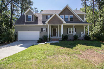 Pinehurst Single Family Home Active/Contingent: 10 Barkley Lane