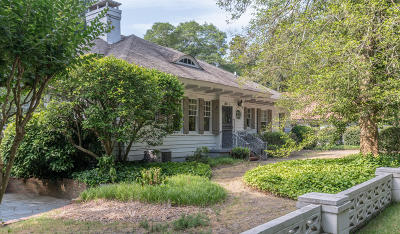 Pinehurst Single Family Home For Sale: 80 E Ritter Road