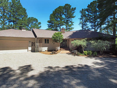 Seven Lakes Single Family Home Active/Contingent: 126 Sunset Way