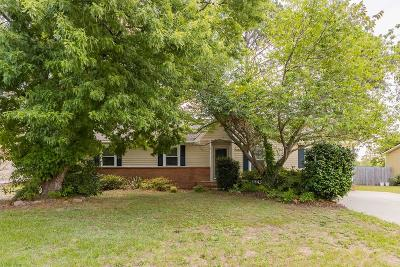 Cumberland County Single Family Home Active/Contingent: 3675 Applegate Road