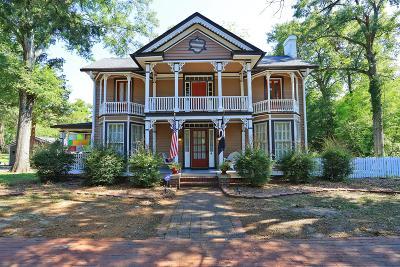 Cameron, Vass Single Family Home For Sale: 538 Carthage Street