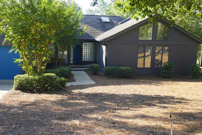 Pinehurst Single Family Home Active/Contingent: 75 Briarwood Circle