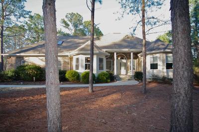 Vass Single Family Home For Sale: 670 Bald Eagle Drive
