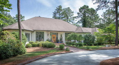Pinewild Cc Single Family Home For Sale: 93 Stoneykirk Drive