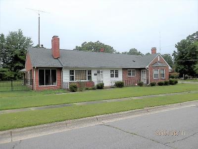 Single Family Home For Sale: 115 N Highland Street