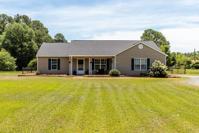 Aberdeen Single Family Home Active/Contingent: 301 Sand Pit Road