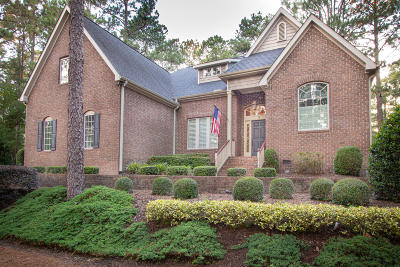 Pinehurst Single Family Home For Sale: 11 Sassafrass Lane