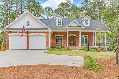 Pinehurst Single Family Home For Sale: 2 Blair Place