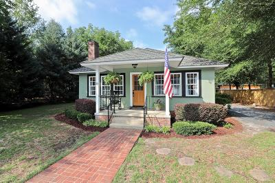 Pinehurst Single Family Home For Sale: 15 Medlin Road
