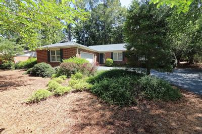 Pinehurst Single Family Home Active/Contingent: 200 Merion Circle