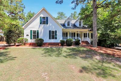 Pinehurst Single Family Home For Sale: 6 Belmont Court