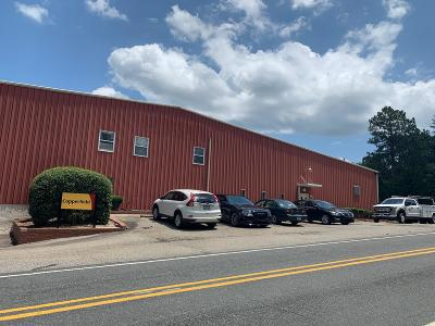 Moore County Commercial For Sale: 405 Glasgow Street