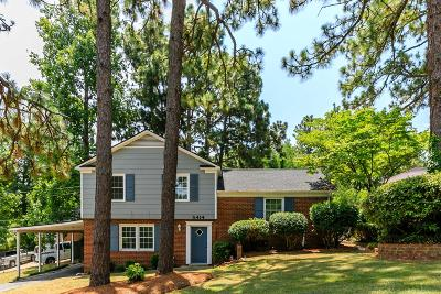 Cumberland County Single Family Home Active/Contingent: 5414 Rodwell Road