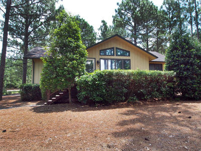 Seven Lakes Single Family Home Active/Contingent: 139 Overlook Drive