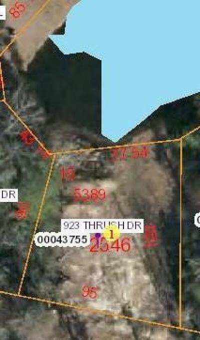 Vass Residential Lots & Land For Sale: 923 Thrush Drive
