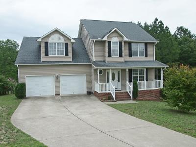 Cameron, Vass Single Family Home Active/Contingent: 75 Countess Ct Court
