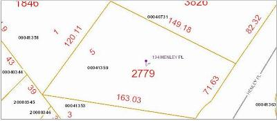 Southern Pines Residential Lots & Land For Sale: 134 Henley Place