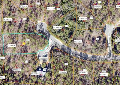 Southern Pines Residential Lots & Land For Sale: 111 Elkington Way