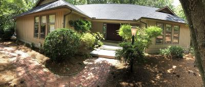 Southern Pines NC Single Family Home For Sale: $416,000