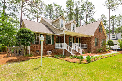 Pinehurst Single Family Home For Sale: 10 Hampshire Lane
