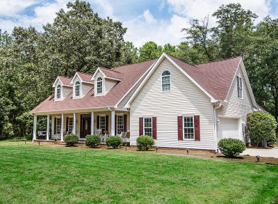 Whispering Pines Single Family Home For Sale: 20 Snapper Lane