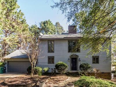 Pinehurst Single Family Home Active/Contingent: 30 Firestone Lane