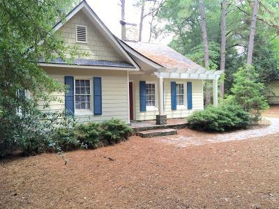Pinehurst Rental For Rent: 20 Orange Road
