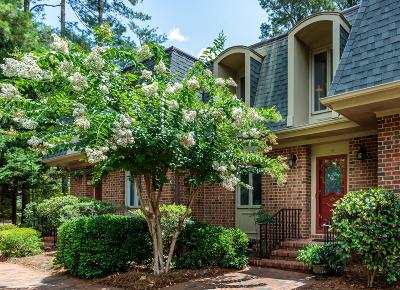 Pinehurst Condo/Townhouse Active/Contingent: 19 Palmetto Road