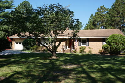 Pinebluff Single Family Home For Sale: 330 N Currant Street