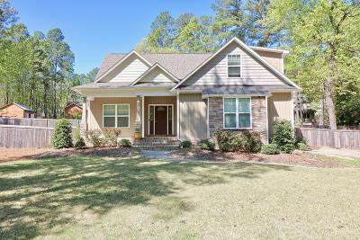 Southern Pines NC Single Family Home For Sale: $375,000