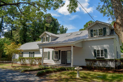 Pinebluff Single Family Home For Sale: 150 E New England Avenue