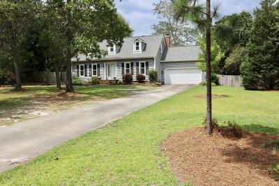 Southern Pines Single Family Home For Sale: 309 Edinboro Drive
