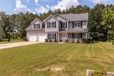 Sanford Single Family Home For Sale: 282 Fair Barn Road