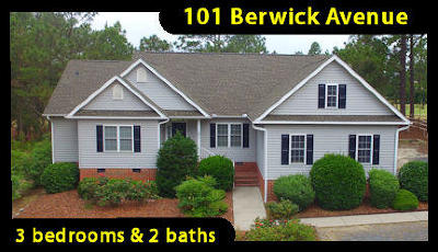 Seven Lakes Single Family Home For Sale: 101 Berwick Avenue