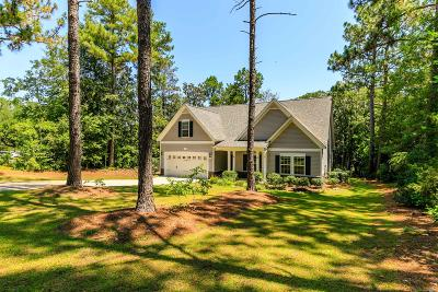 Whispering Pines Single Family Home For Sale: 14 Country Club Drive