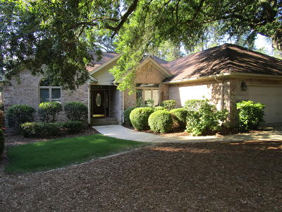 Longleaf Cc Single Family Home For Sale: 104 Preakness Court