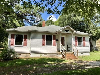 Aberdeen Single Family Home For Sale: 402 Park Drive