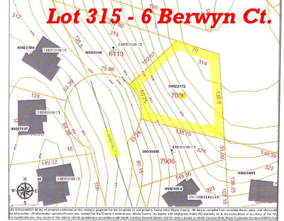 Residential Lots & Land For Sale: 6 Berwyn Court