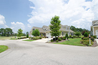 Southern Pines Condo/Townhouse Active/Contingent: 525 Cottage Lane