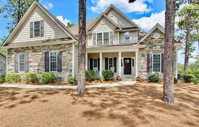 Pinehurst NC Single Family Home Active/Contingent: $310,000