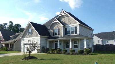 Single Family Home For Sale: 417 Rossendale Drive