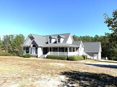 Single Family Home For Sale: 143 Rosa Terry Rd. Road