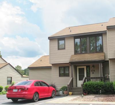 Pinebluff Condo/Townhouse For Sale: 234-D Persimmon Dr.